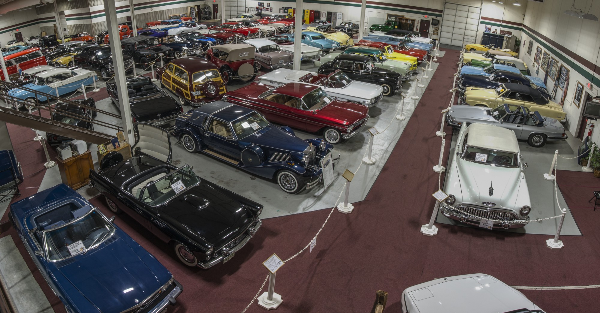 From Car Museum to Classic Car Dealer – My Classic Garage