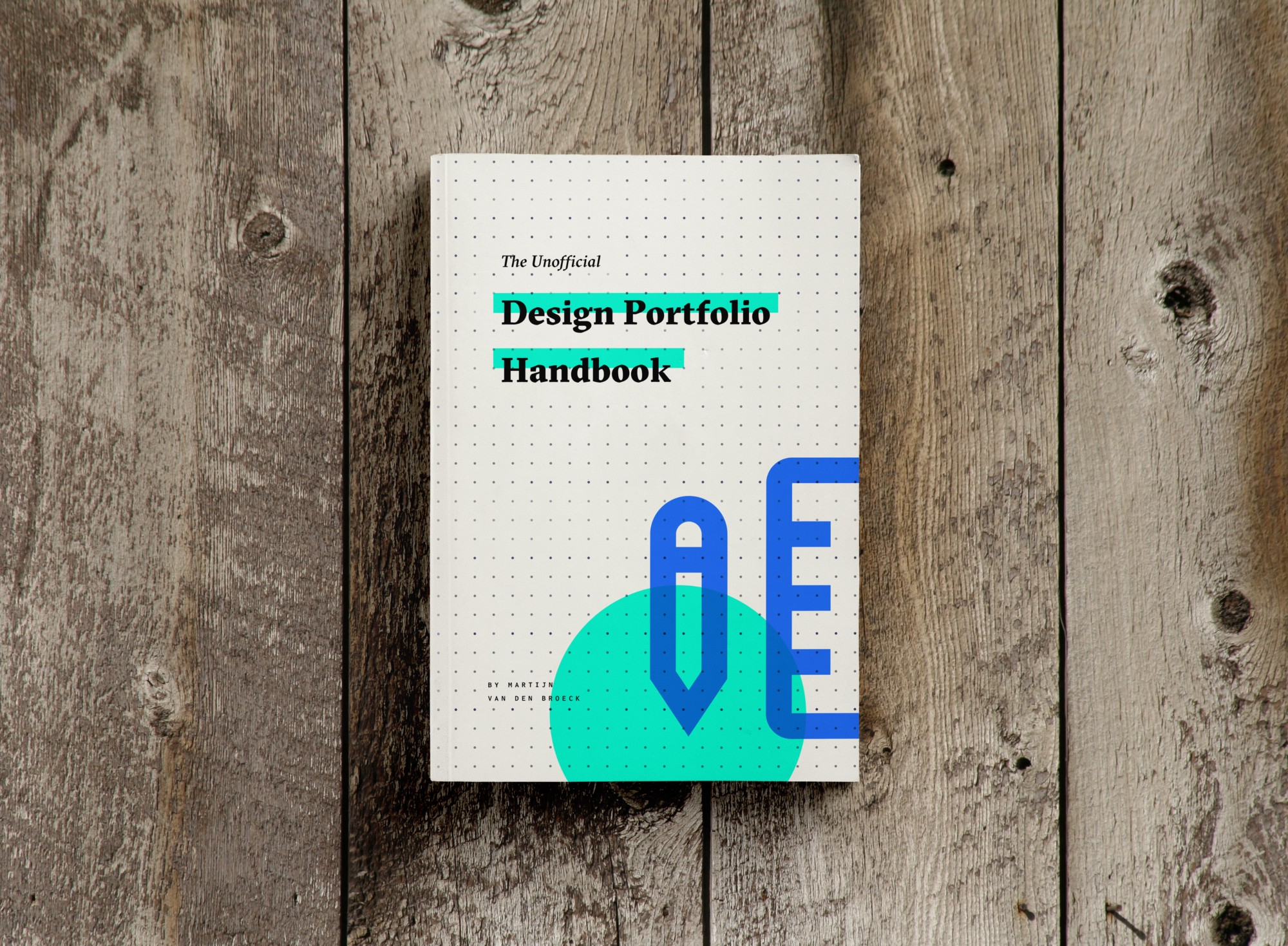 The Unofficial Design Portfolio Handbook