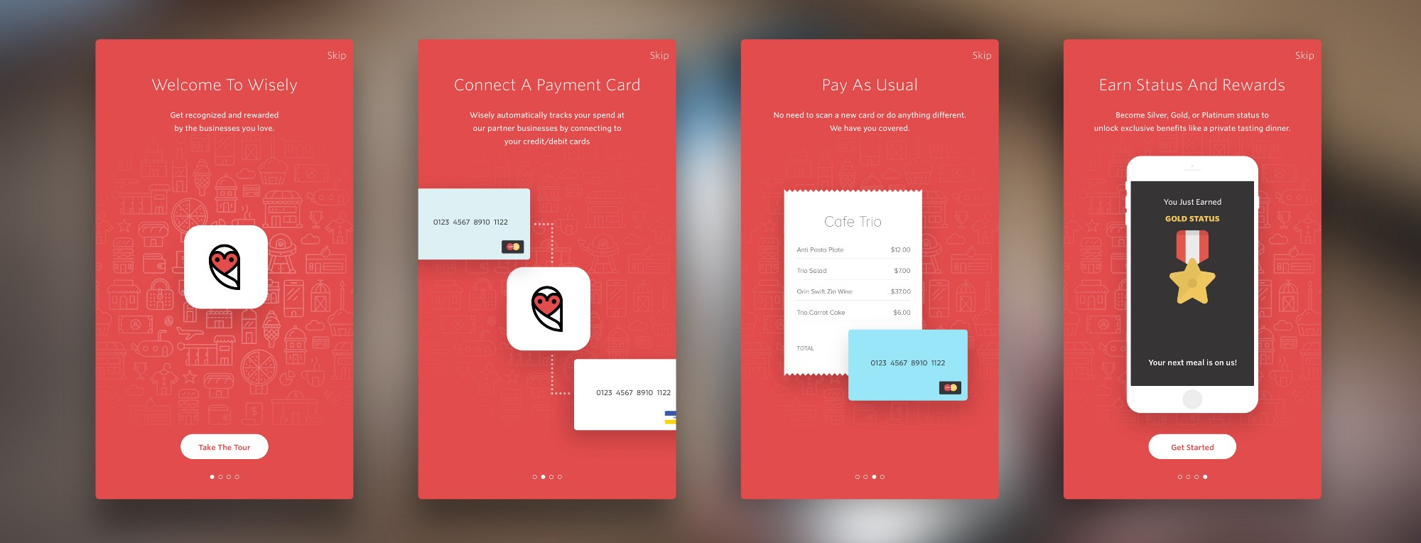 Amazing Onboarding Inspiration For Mobile Apps. Via Muzli Design Inspiration Home Design Ideas