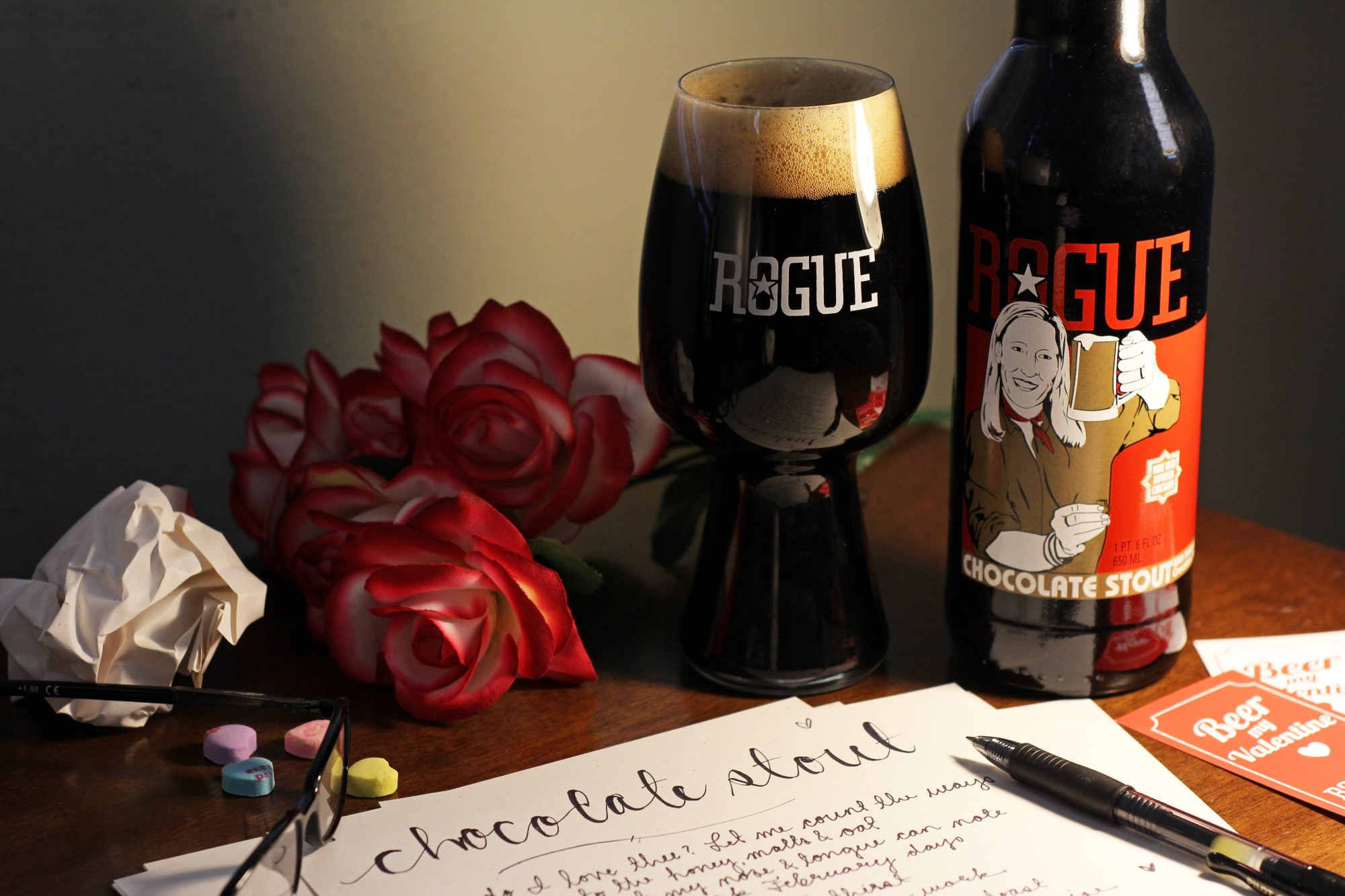 An Ode to Rogue Chocolate Stout – Rogue Ales & Spirits