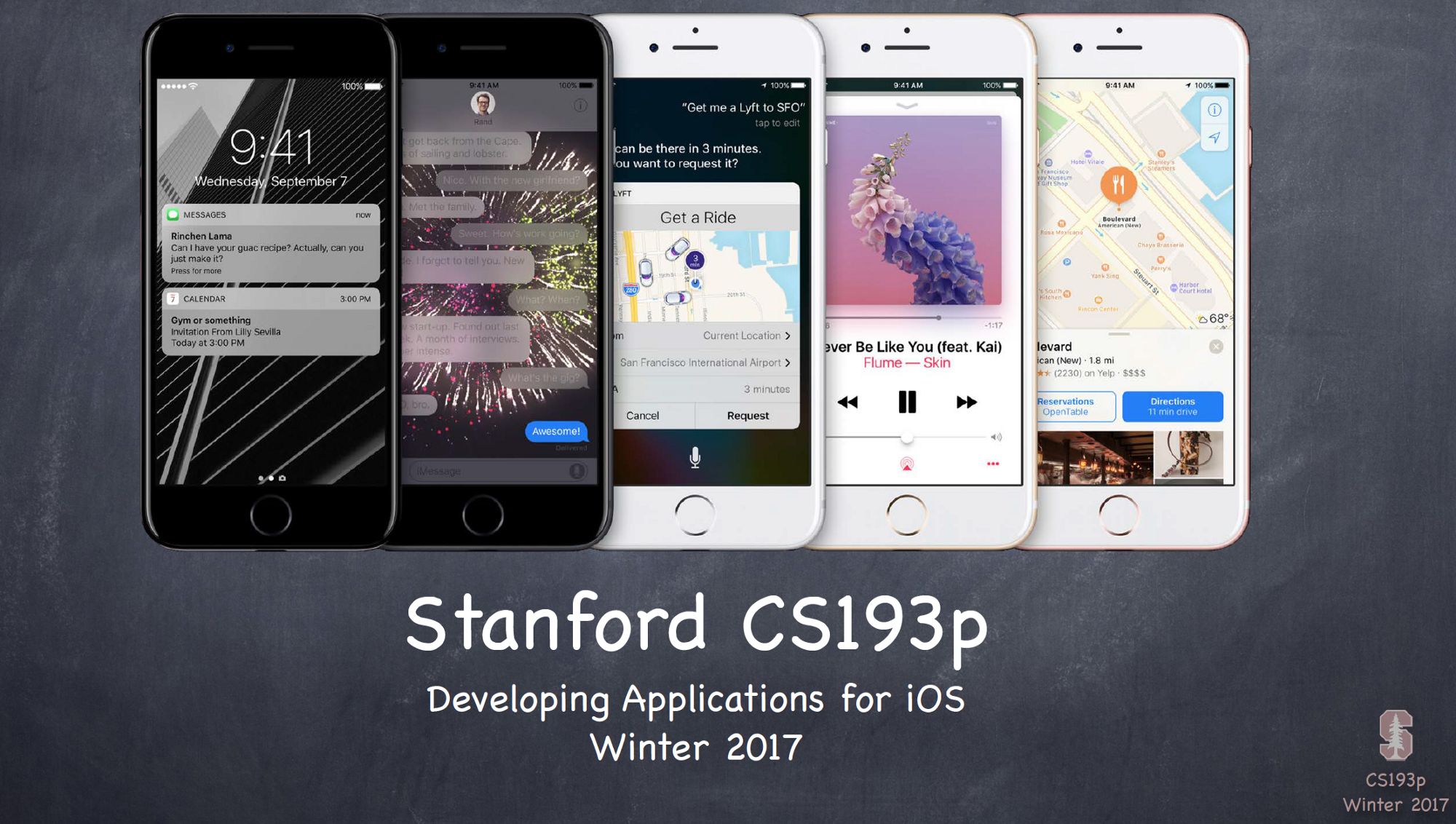cs193p: developing ios 10 apps with swift lecture 1 notes