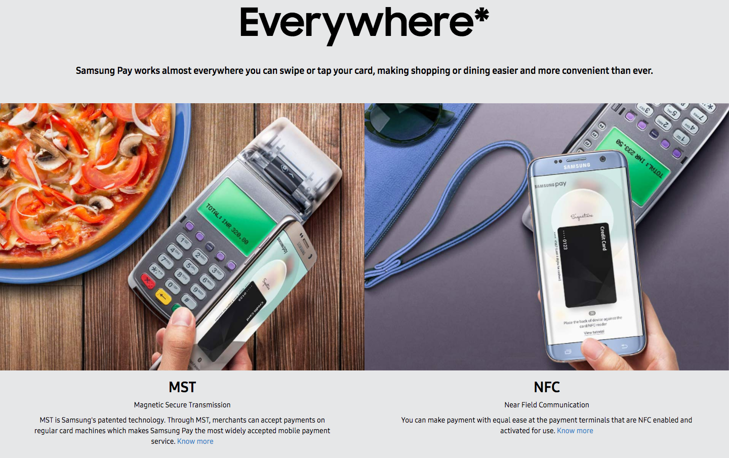 how to change samsung pay country