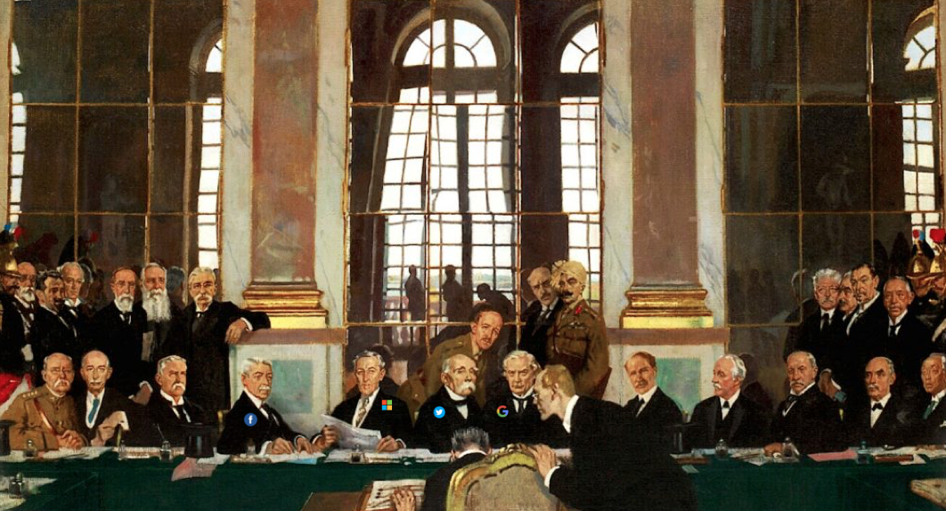a short recapitulation of the versailles treaty The terms of the treaty of versailles were announced in june 1919 the german politicians were not consulted about the terms of the treaty they were shown the draft terms in may 1919 they complained bitterly, but the allies did not take any notice of their complaints germany had very little.