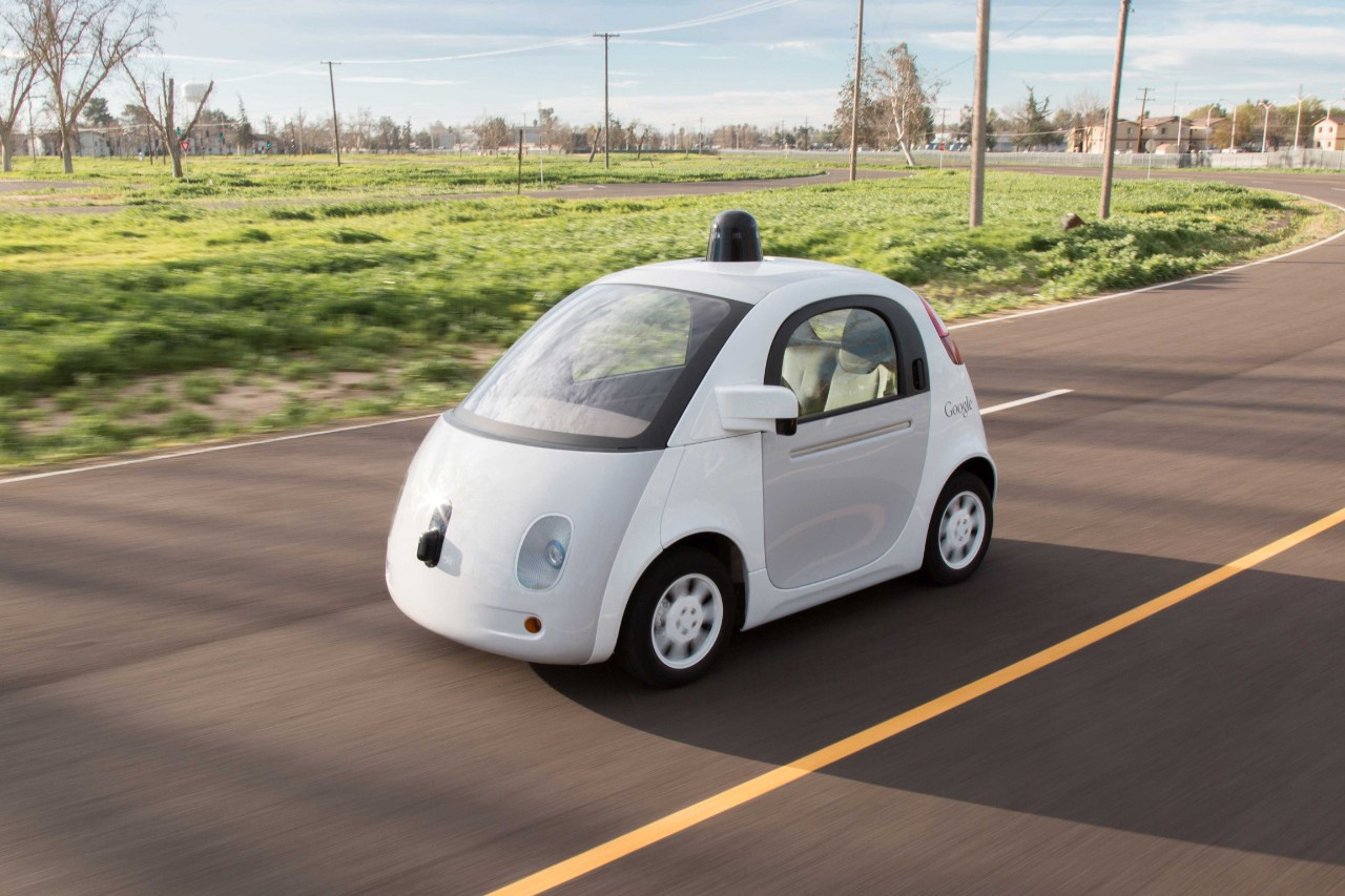Looking Forward To The Self Driving Car Jrgen Alker Working Of Electric Cars Google Prototype Hitting Streets This Summer