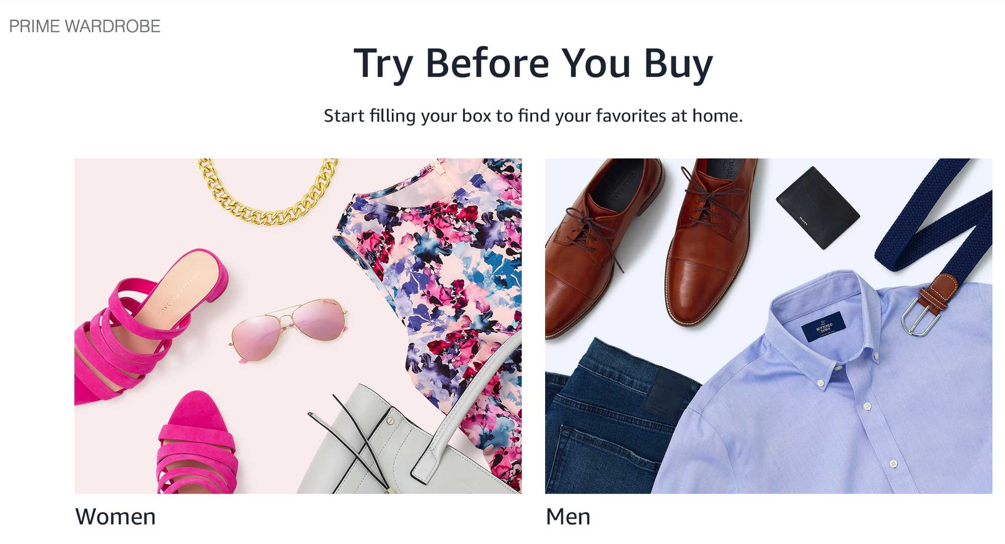 e1e14d1f34e4 Prime Wardrobe  Amazon is Changing How We Shop for Clothes
