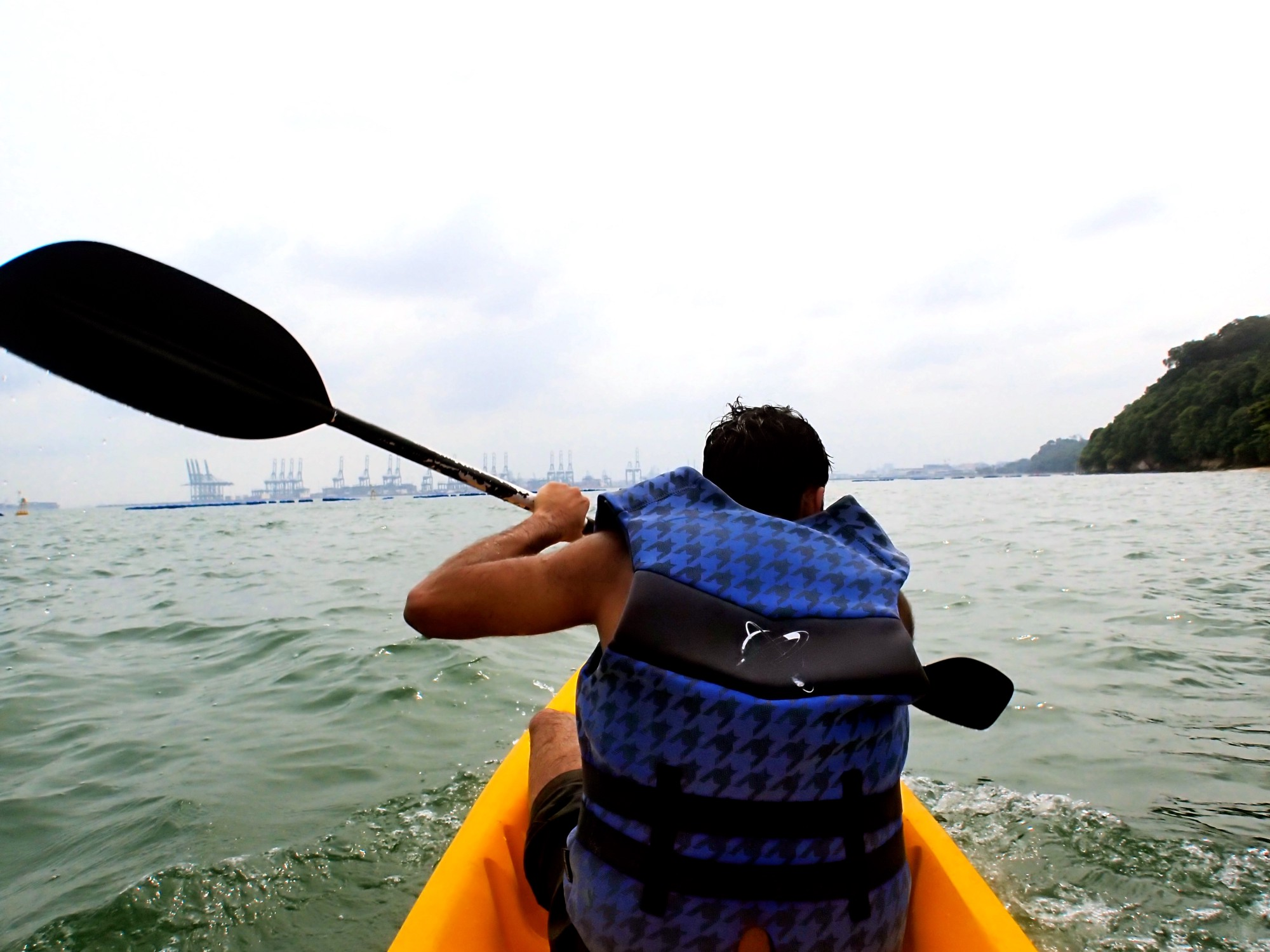 Dunk Island Cave: Singapore Sundays 10: Donuts And Watery Caves