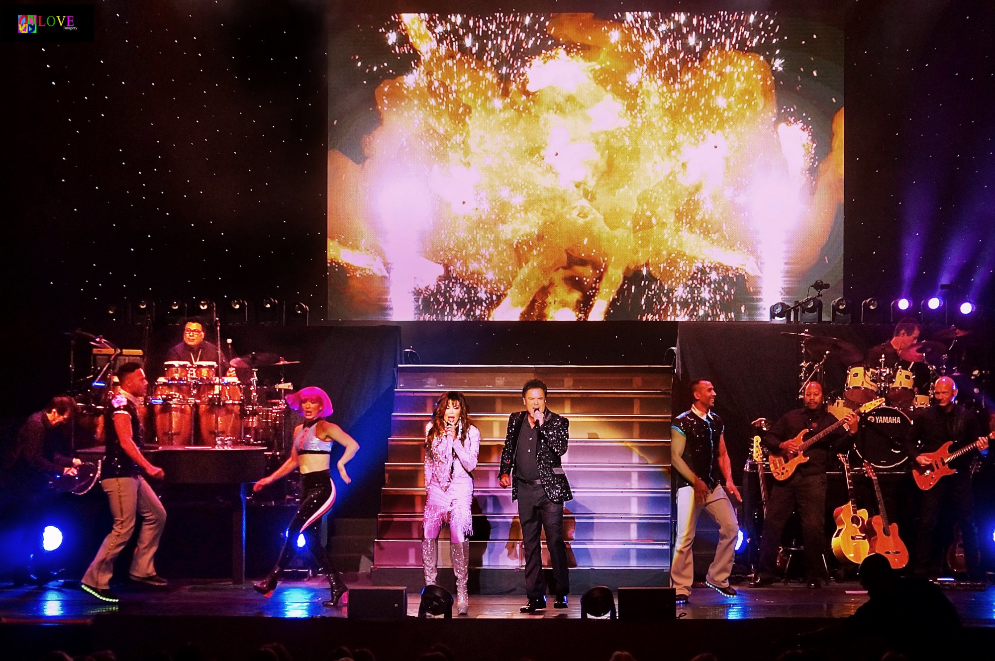 """I Would Definitely See this Show Again "" Donny and Marie LIVE at BergenPAC"