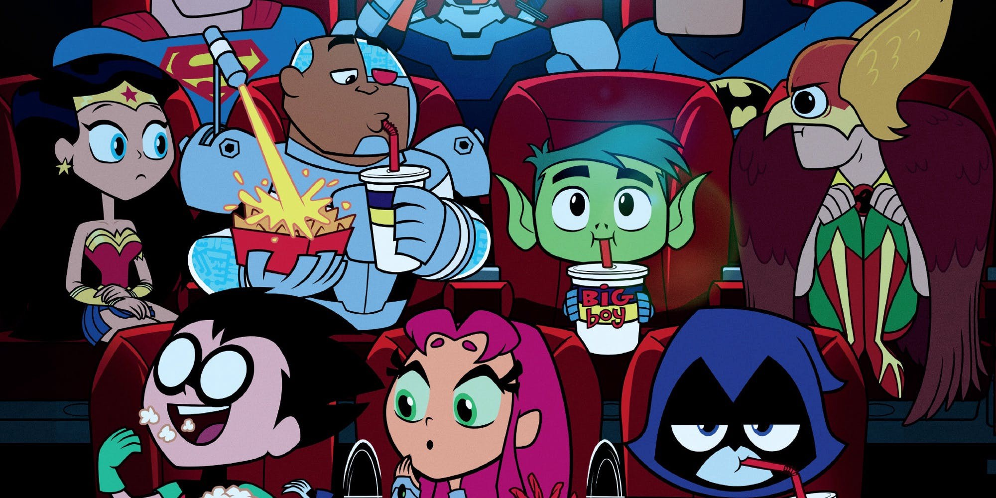 Could Teen Titans Go Be The Greatest Post-Modernist -9409