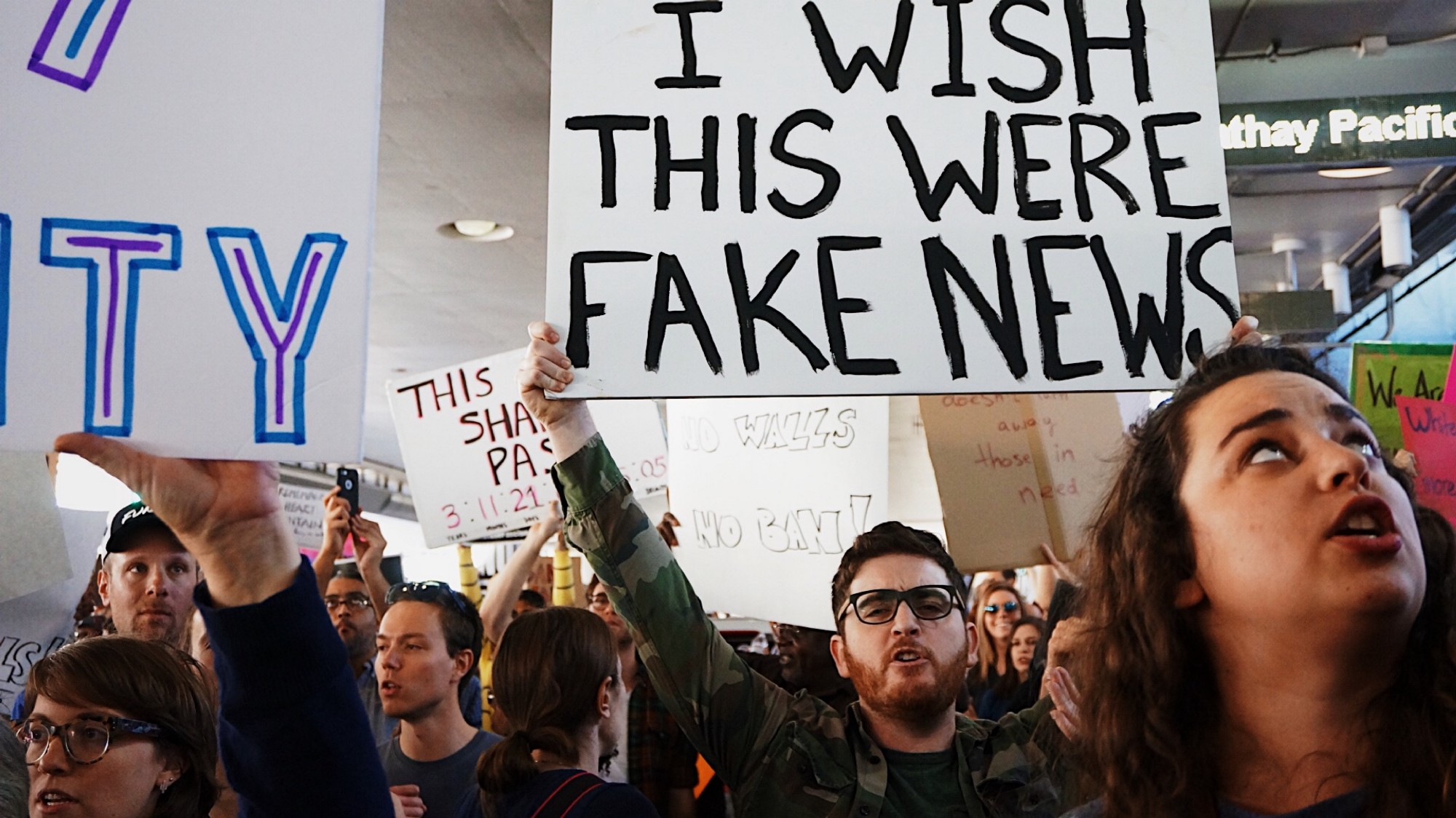What do we mean by fake news, and how can we combat it?