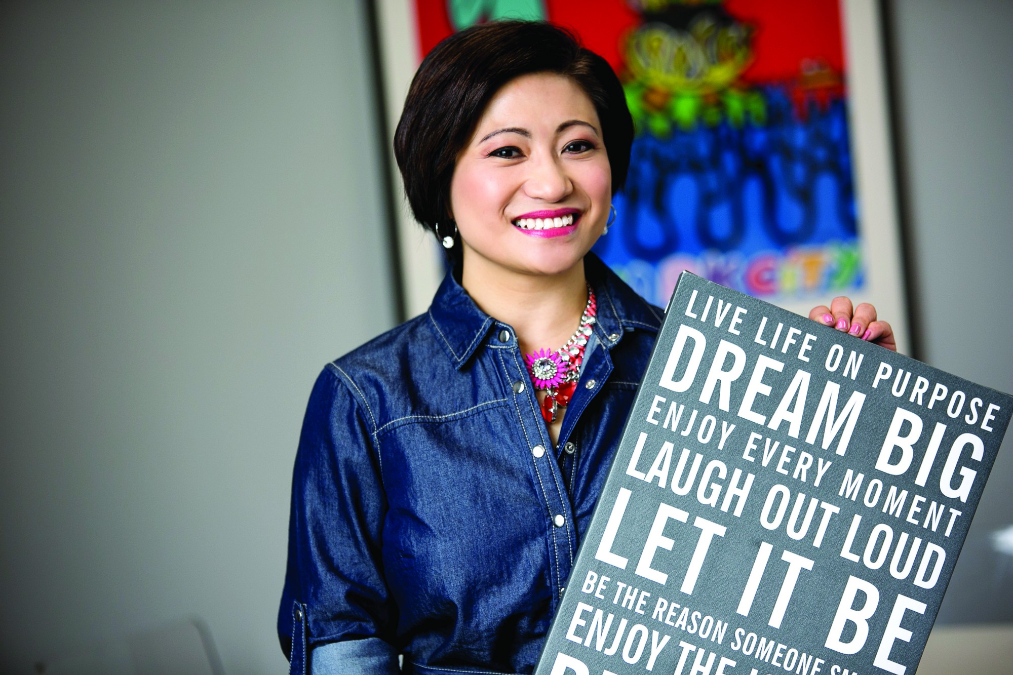 I Am Living Proof Of The American Dream: With Connie Tang CEO of ...