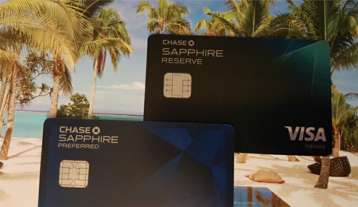 Upgrade chase freedom to sapphire preferred