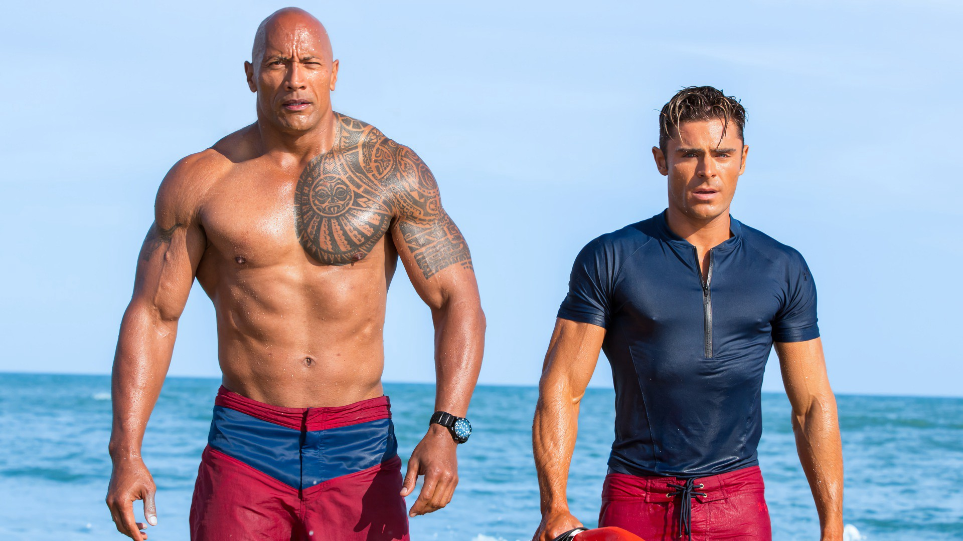 The Rock Vs Zac Efron We Asked 10 Women Which Baywatch Physique