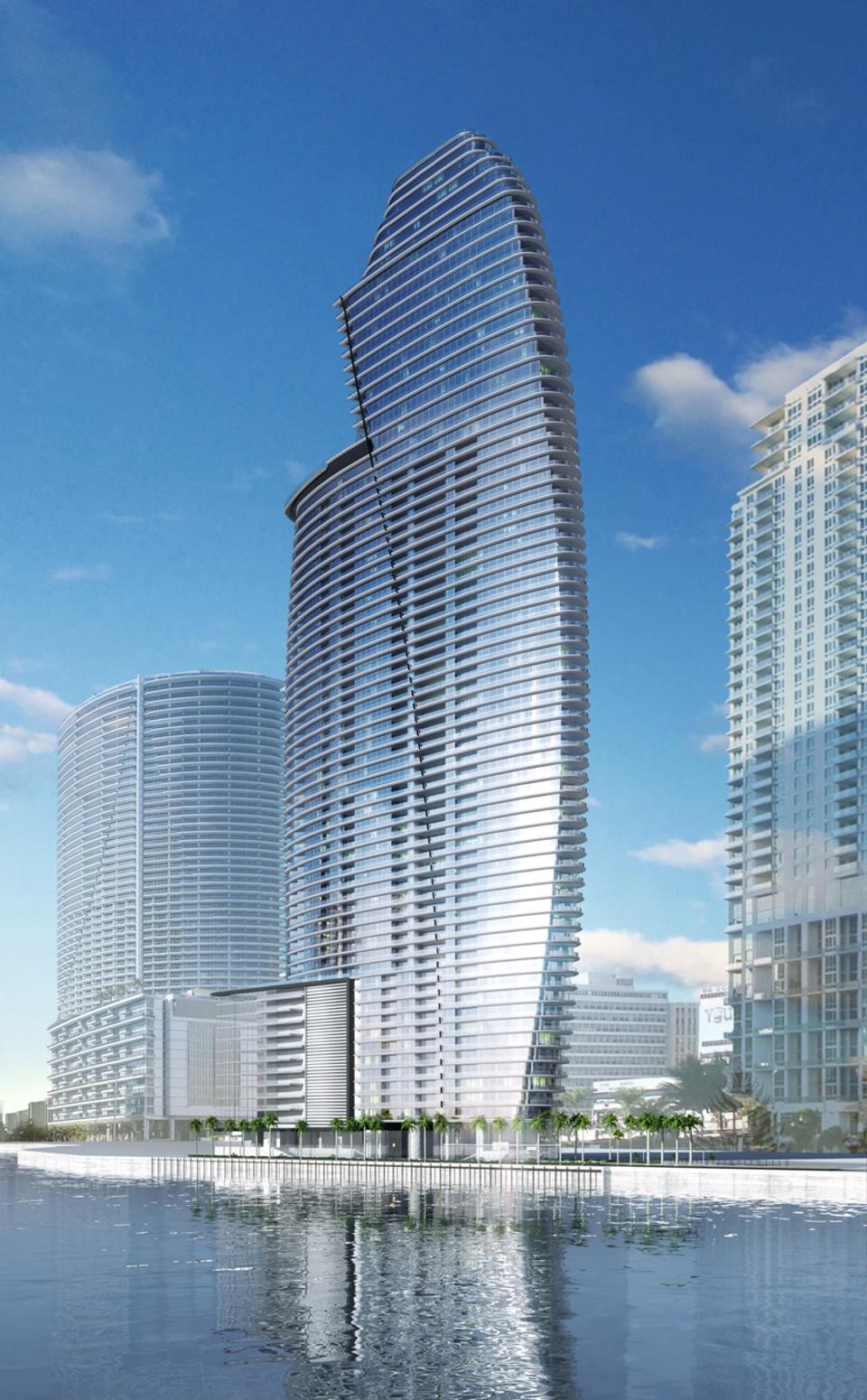 Aston Martin plans to open luxury highrise residences in Miami in 2021