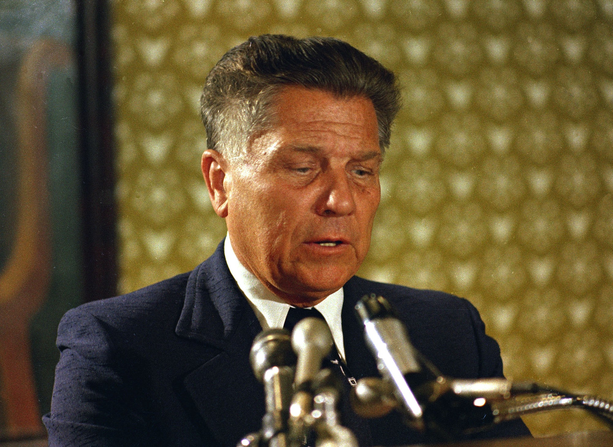 why would someone want to kill jimmy hoffa There's no point in looking for the body of teamster leader jimmy hoffa, who disappeared in 1975, at least according to a law enforcement source close t.