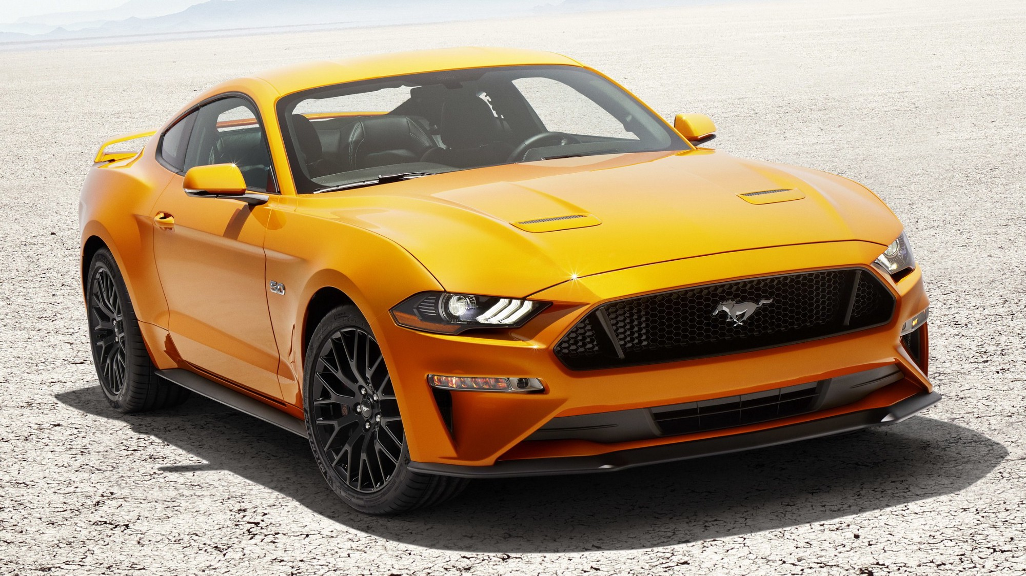 Ford Mustang Gets A New Look For 2018 And Proves How Difficult Can 1960s Sports Cars It Be To Facelift Some