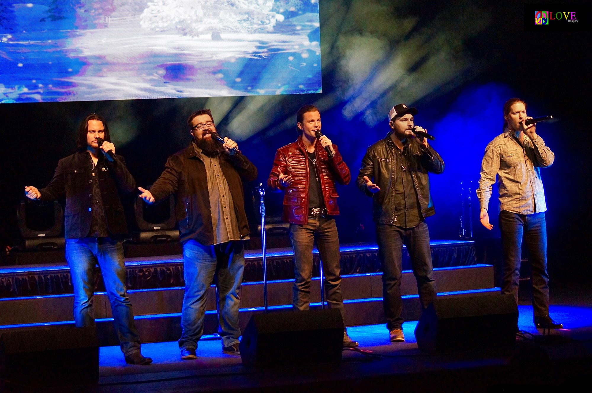 a country christmas home free live at the grunin center - Home Free Christmas