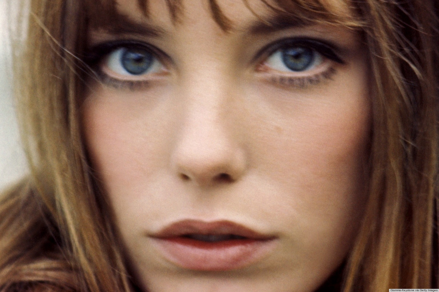Jane Birkin, the ultimate French gal