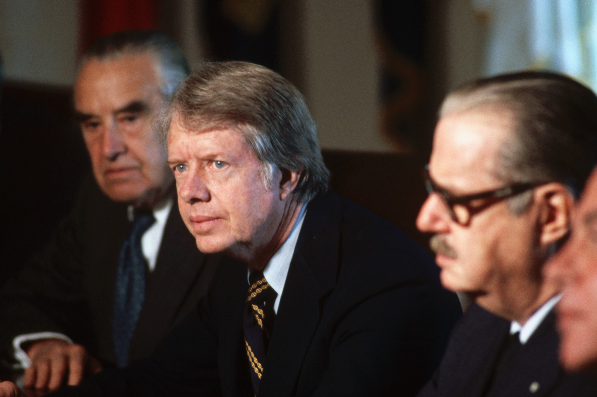 In 1979, the president axed 6 cabinet members in one day, citing ...