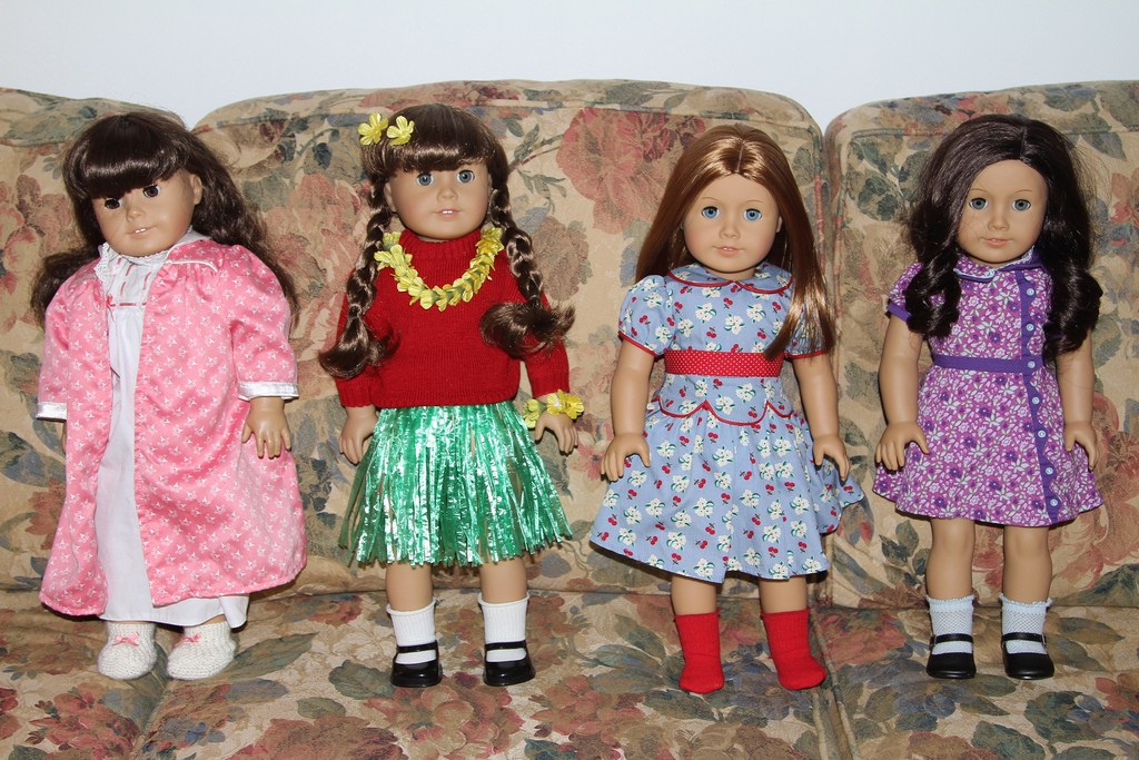 the american girl doll magazine made me a feminist electric literature