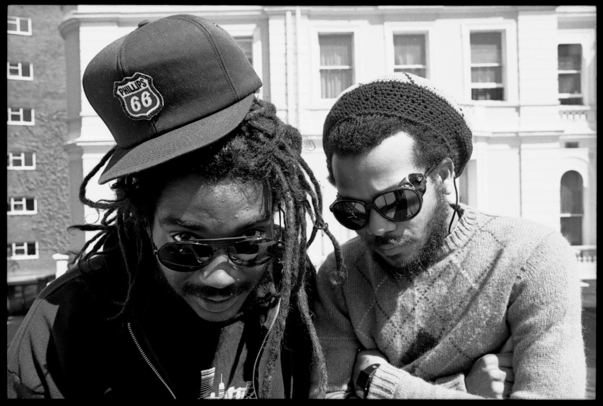 """The all-black punk rock band that pioneered """"positive ..."""