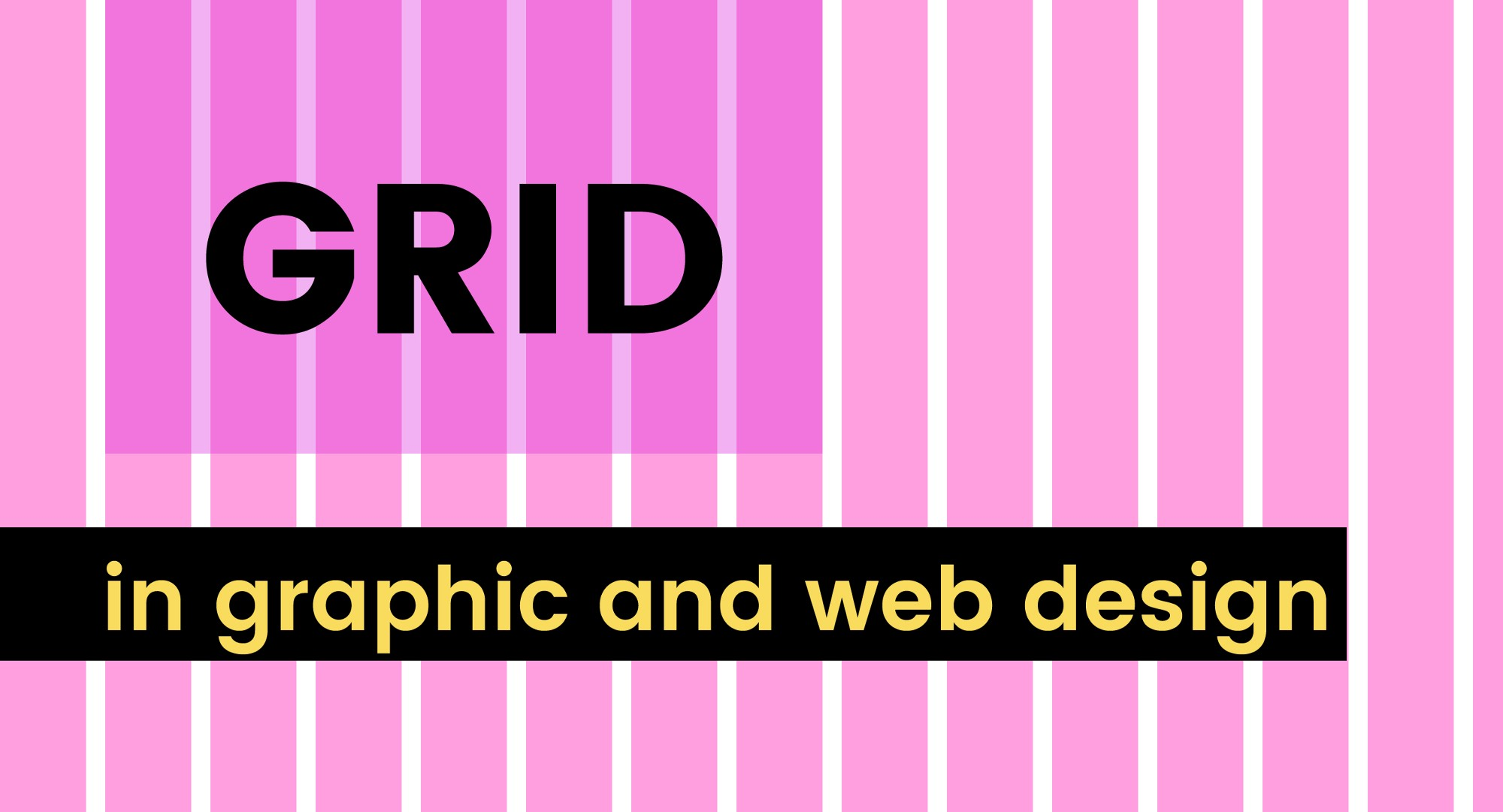 grids in graphic and web design gravit designer medium
