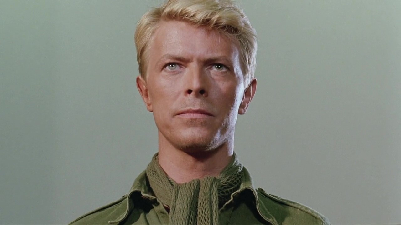 david bowie as jack celliers in merry christmas mr lawrence - David Bowie Christmas