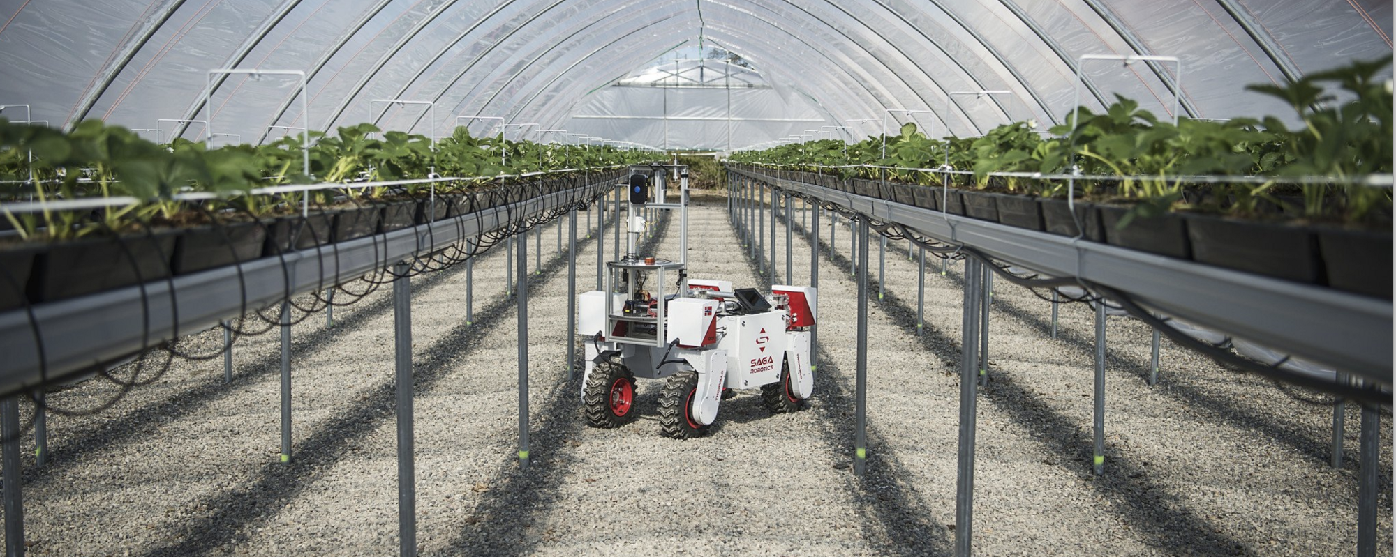 Can These Norwegian Startups Fix A Broken Food System Farmer Friendly Solar Based Electric Fencer For Rural Agriculture Thorvald The First Farming Robot From Saga Robotics One Of Many Companies That Are Currently Introducing New Products And Services To