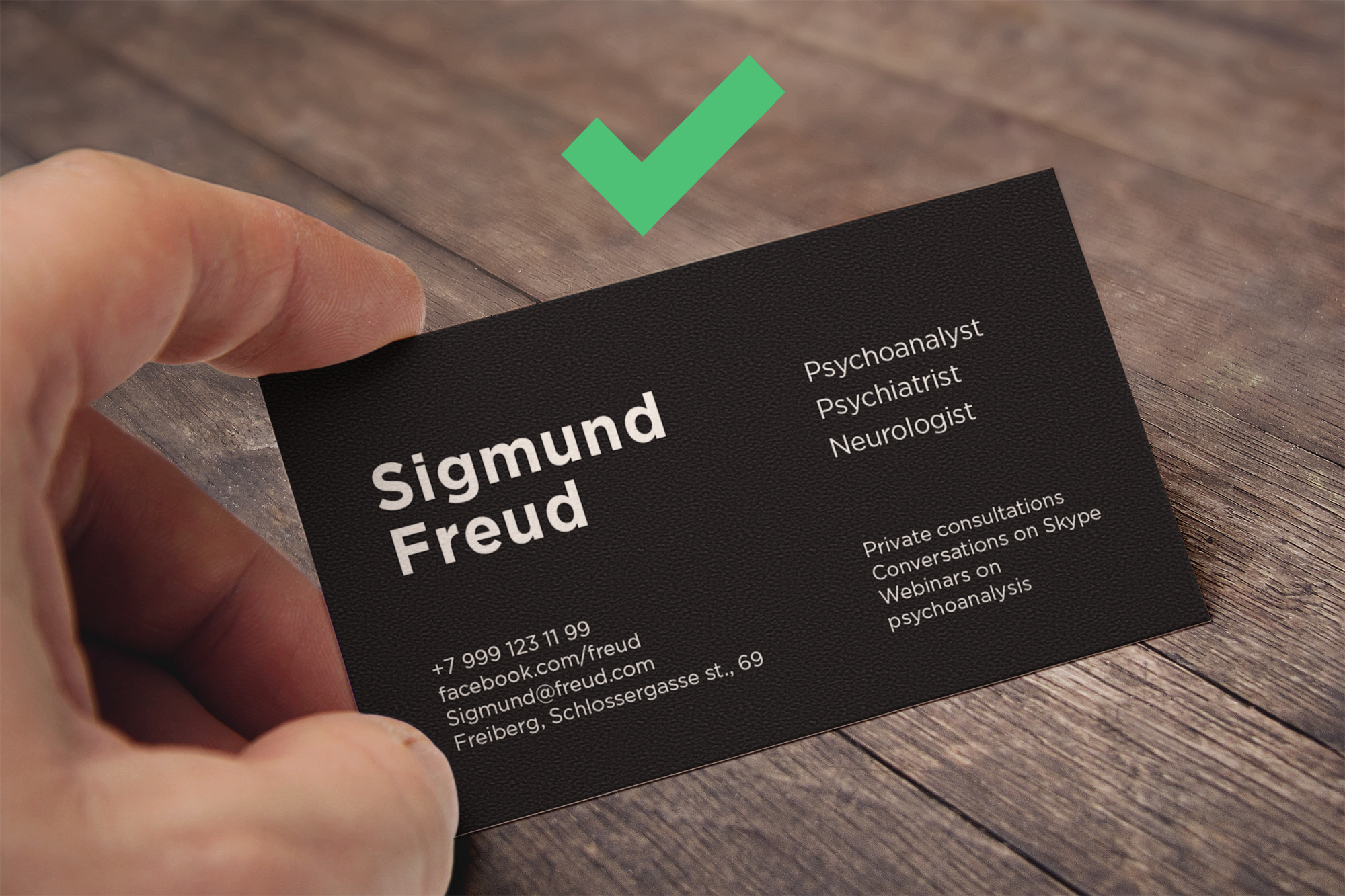 Top 4 most common mistakes in business card design logomachine after thats what im talking about colourmoves