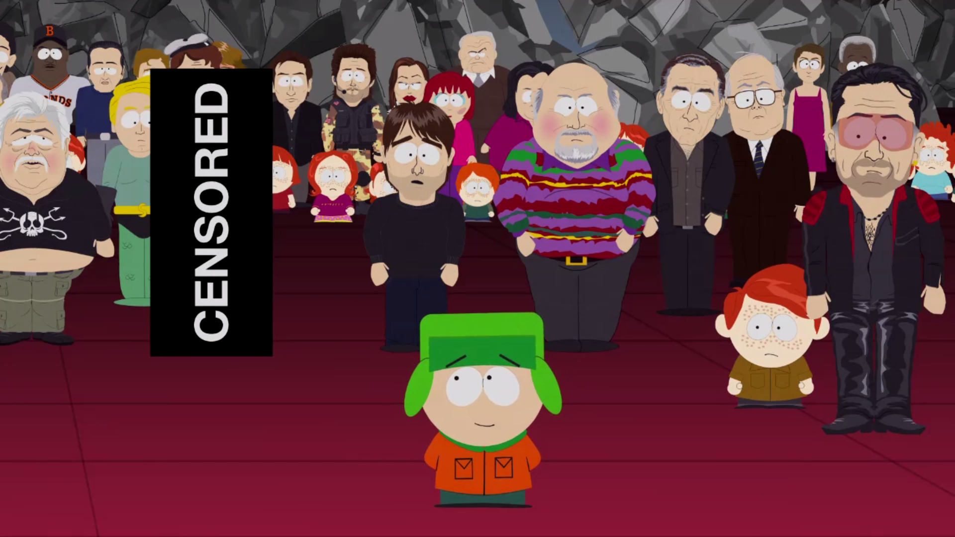 south park episode where they write their essays