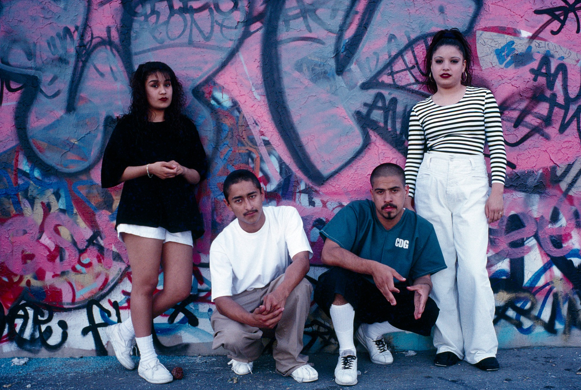 Photos the vida loca of east l a teen gang culture in the 90s - Een gang ...