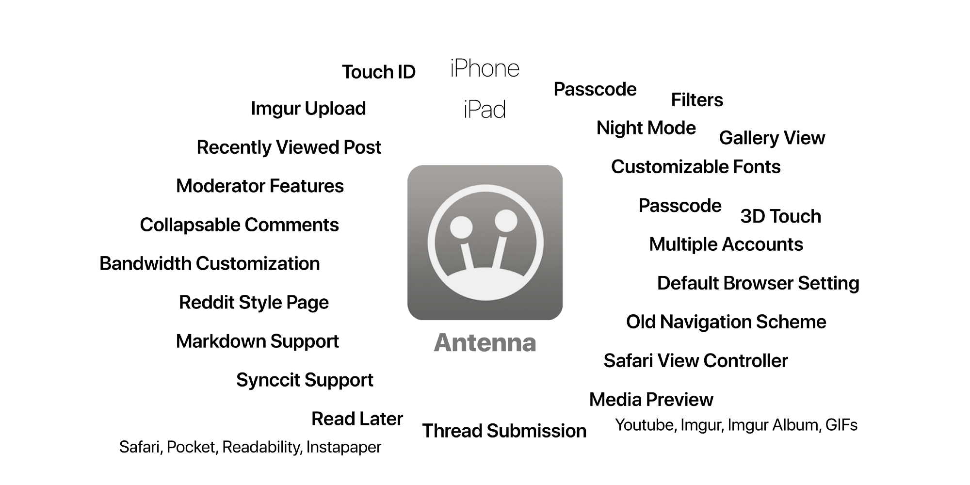 Antenna Is Very Similar To The Narwhal It Looks Even More Old Fashioned There Are Tons Of Customization You Can Have Also Offers Thumbnail View