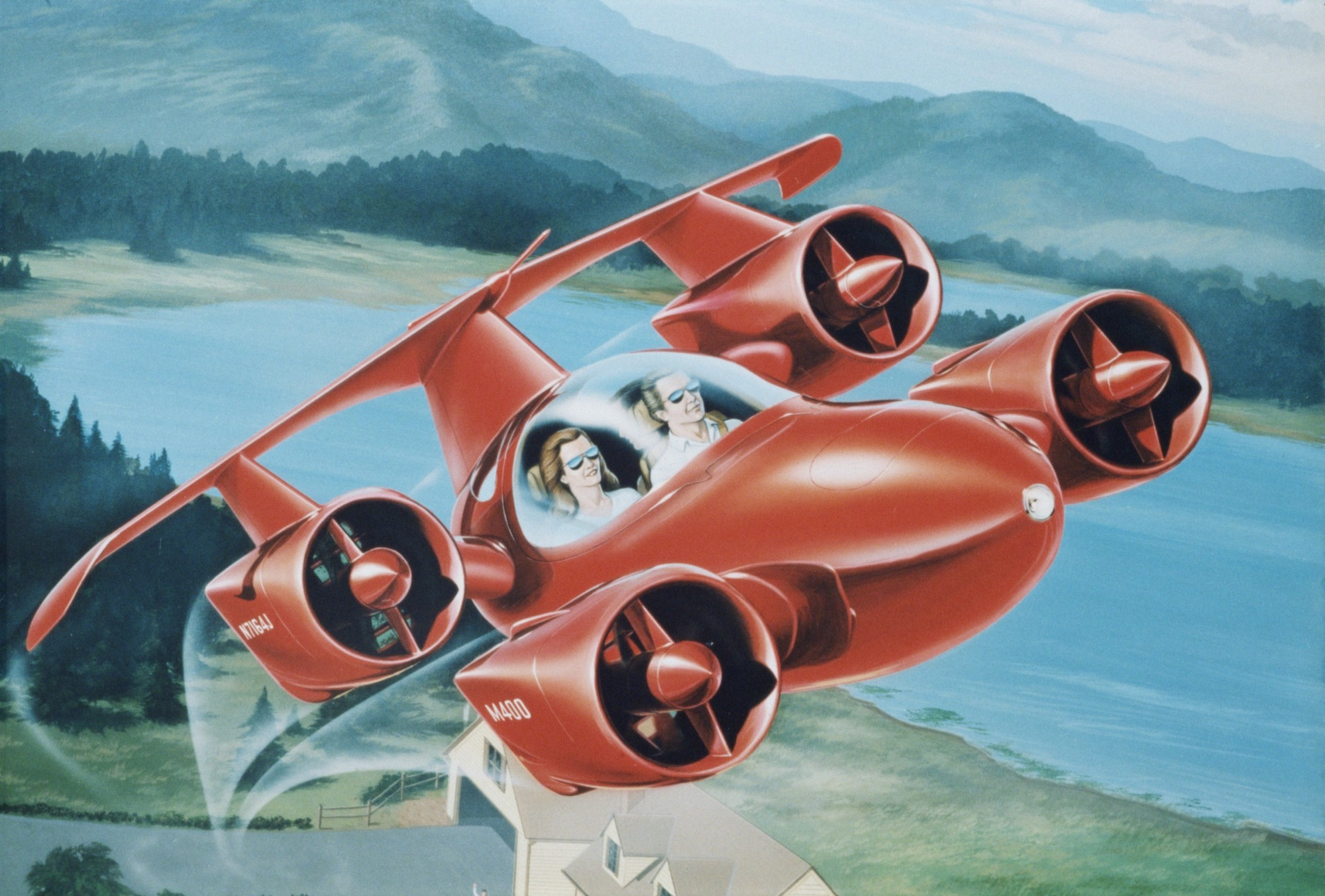 Flying Cars and the Dream That Won't Die