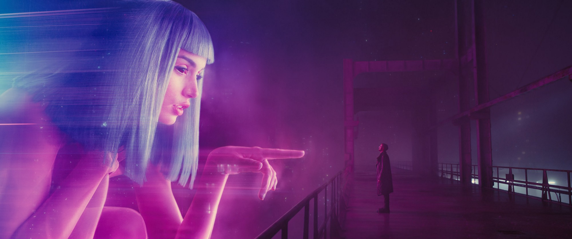 The Digital Soul of BLADE RUNNER 2049