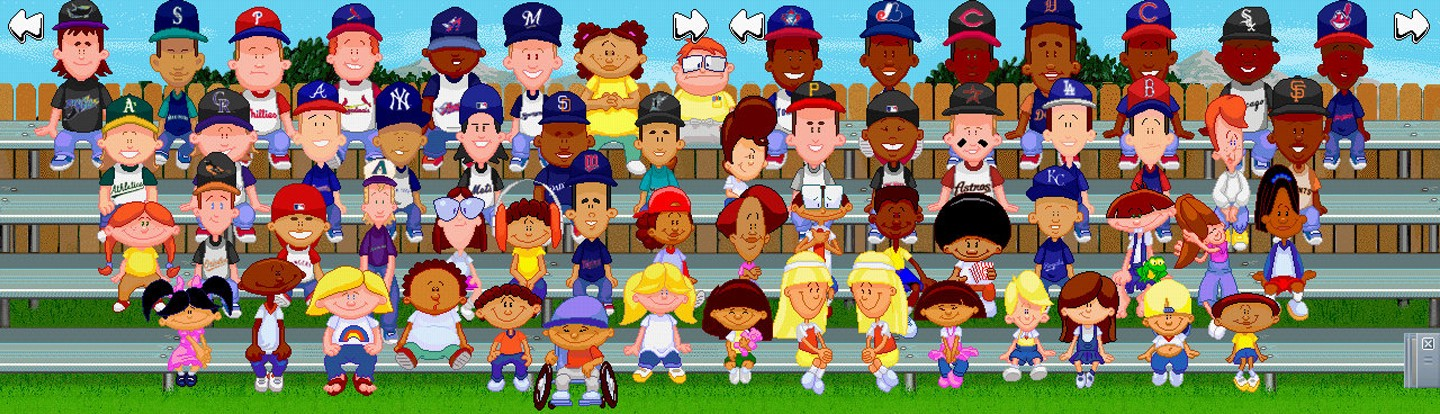 Backyard Sports Is One Of The Most Progressive Video Game Series Of All Time