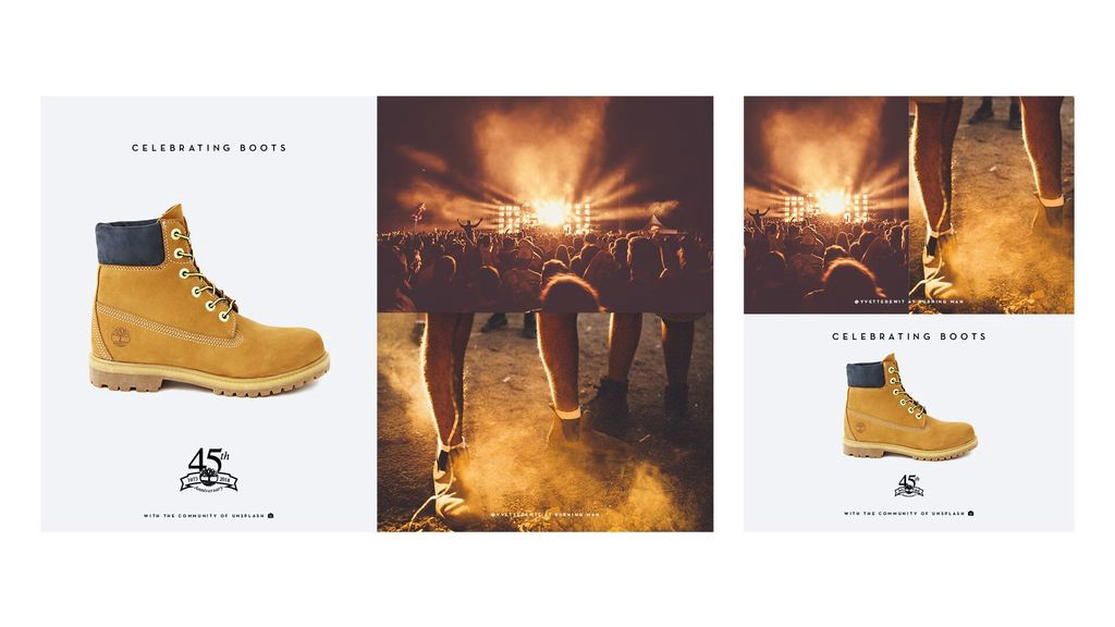 Join Unsplash x Timberland on a global photographic adventure
