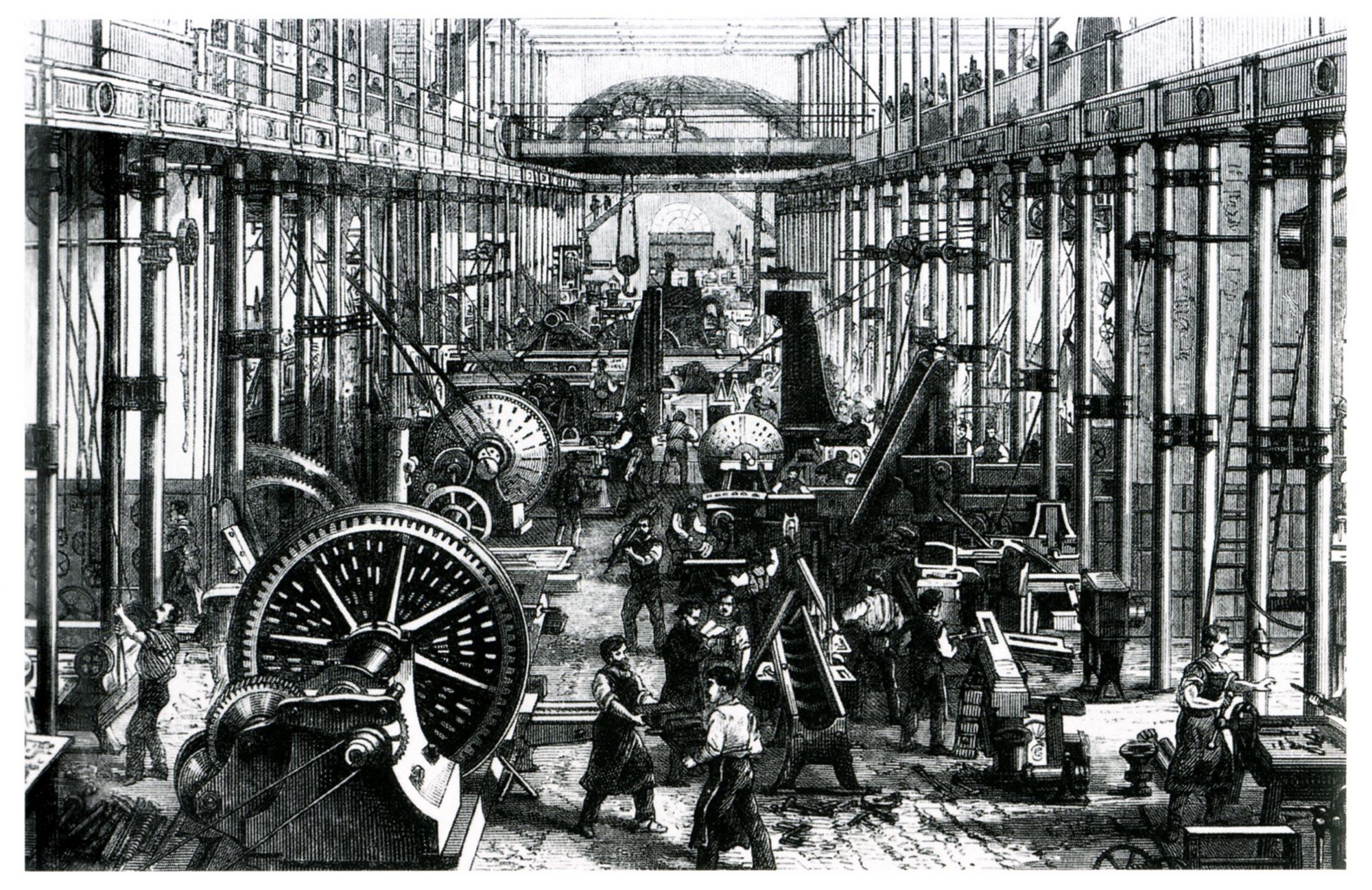 an overview of the industrial revolution in the europe during the 18th century In great britain, the enclosure movement of the early 18th century had created a large, socially mobile labor force, leading to the industrial revolution in british manufacturing during the 18th.