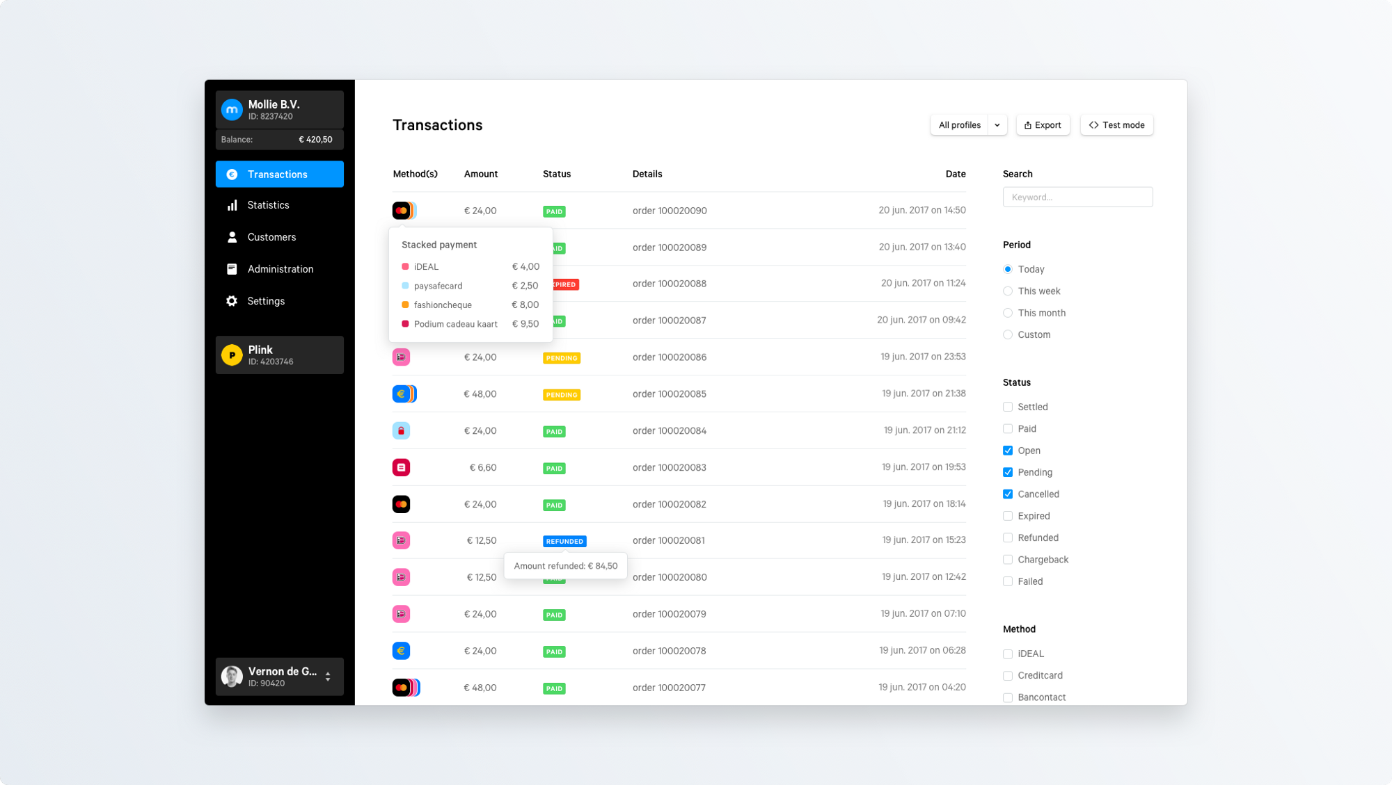Introducing the new Dashboard
