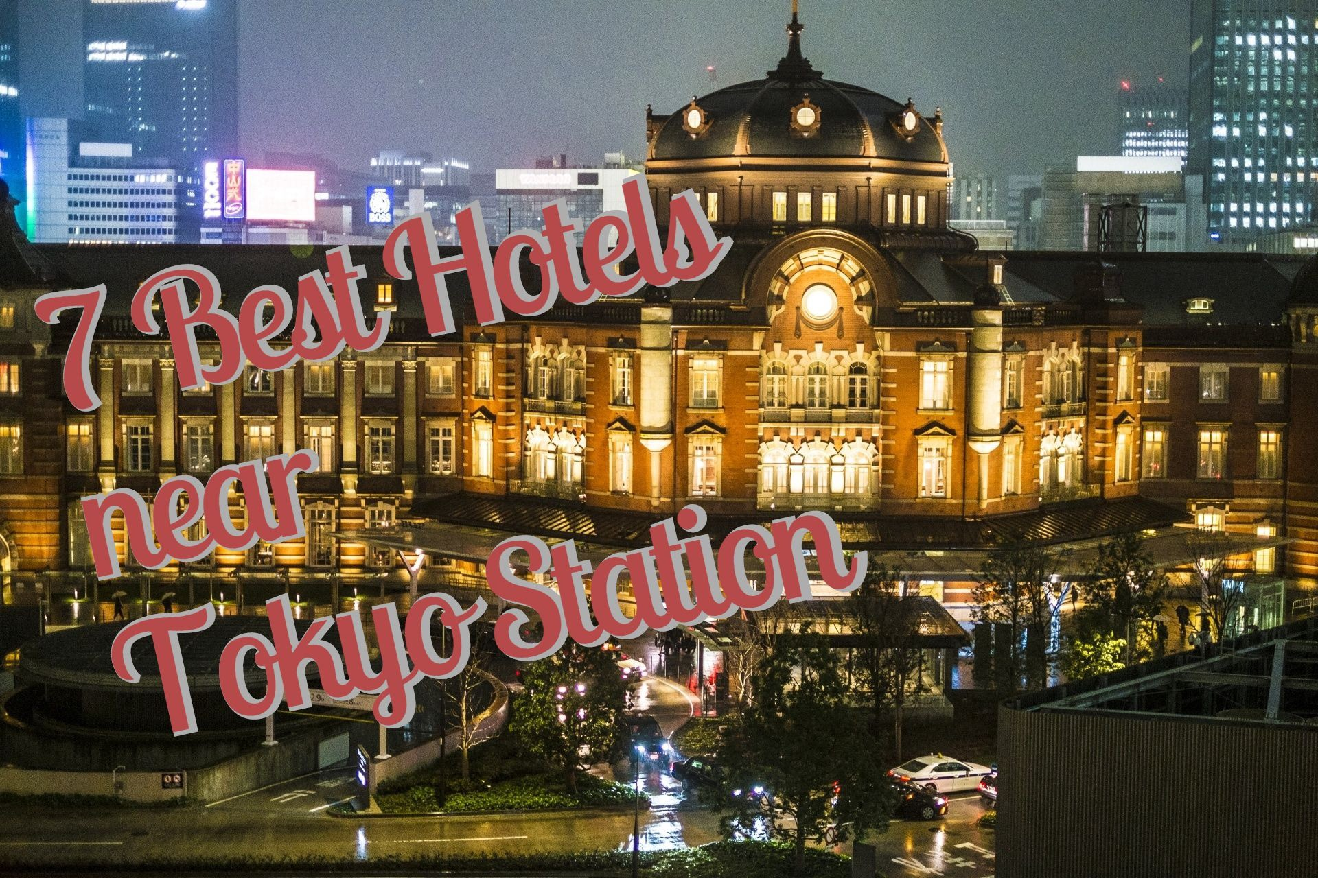 Tokyo Station Is The Busiest Train In And Main Transportation Hub An Around One Of Most Convenient Areas To Stay