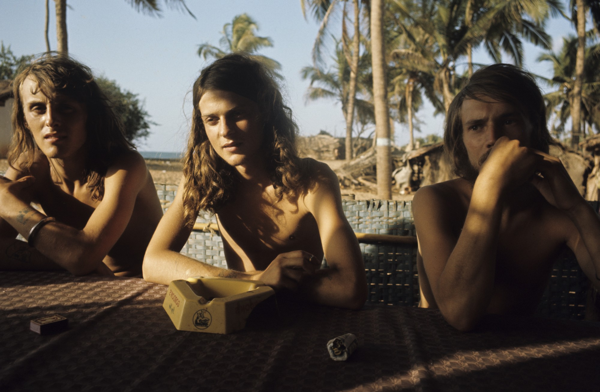 These Absurd Photos Of Young Travelers On The Hippie Trail Raise A Lot Of Questions-7492