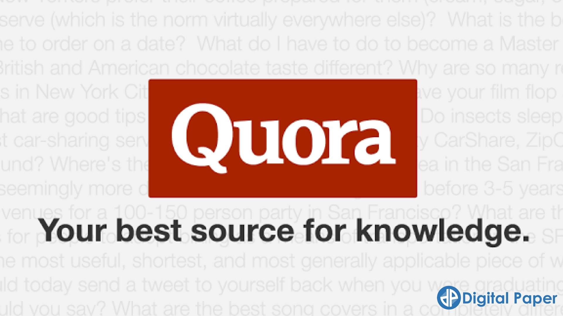 54af78cc652 All you need to know about Quora for Book marketing