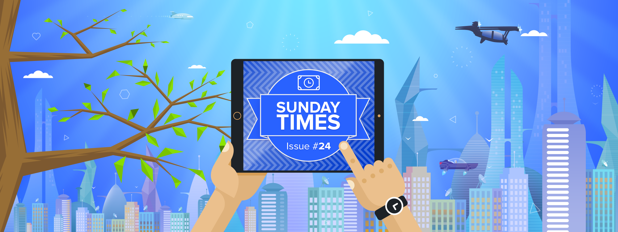 Sunday TIMEs Issue #24