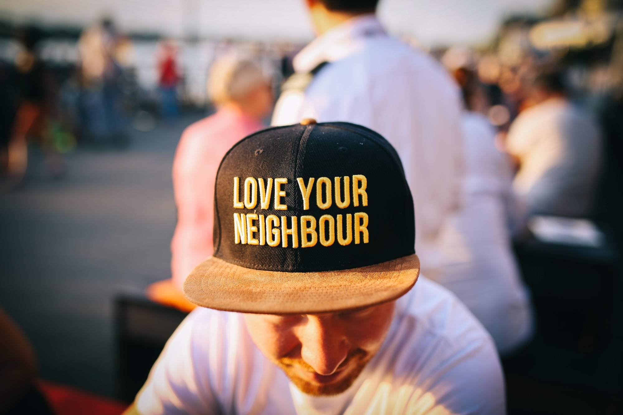 Love thy neighbour. In what ways does love for ones neighbor manifest itself