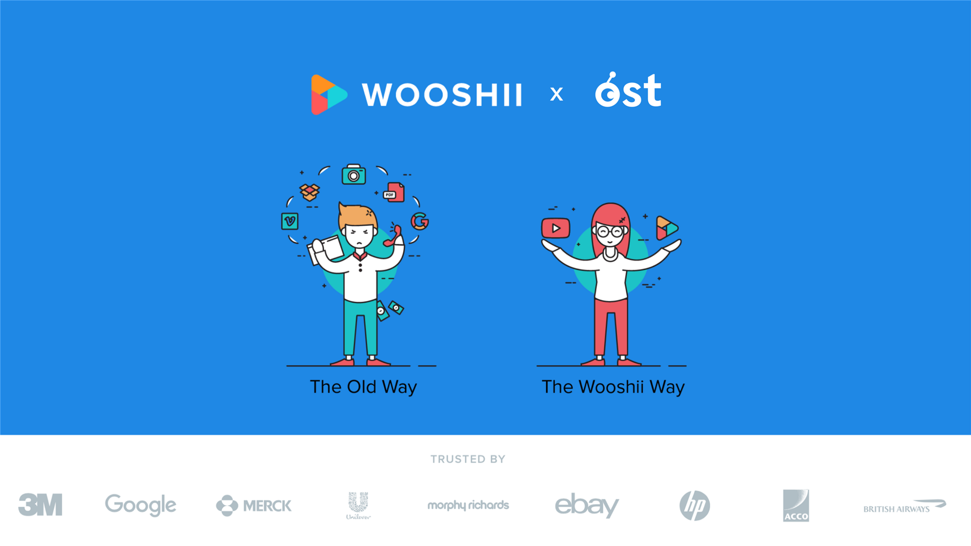 Welcome Wooshii! Developing the new currency for video production with OST