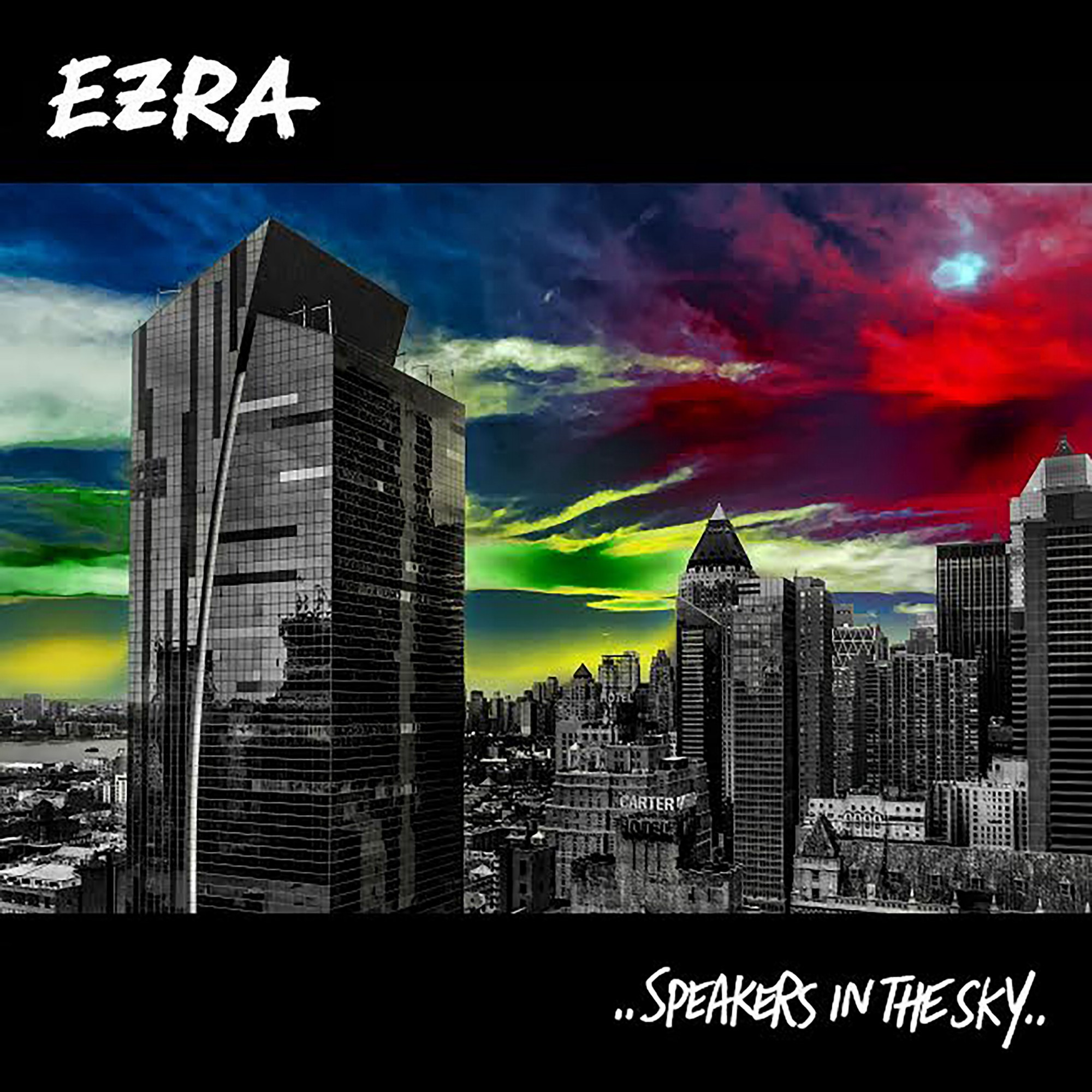 Album Review Ezra Kire Speakers In The Sky Rezonatr Magazine