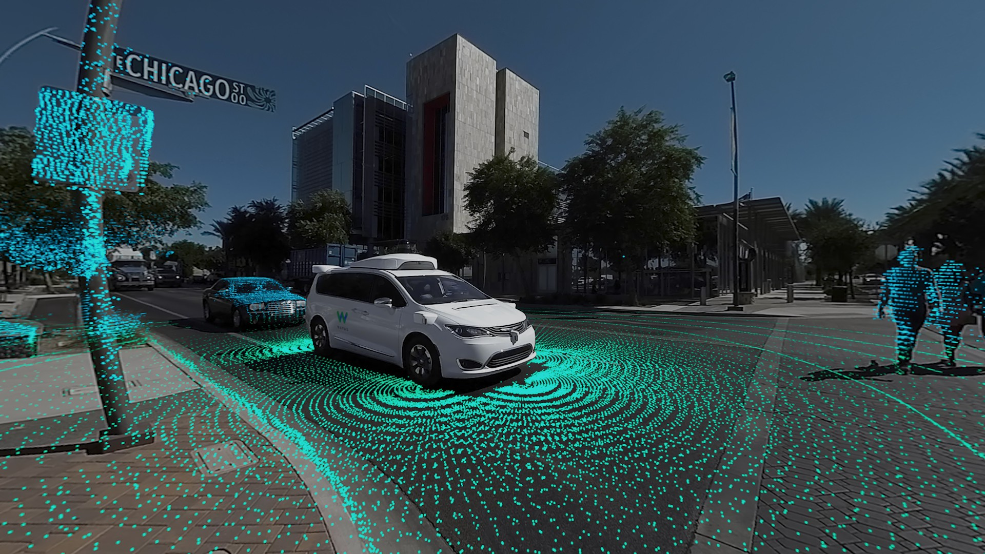 Recreating the self-driving experience: the making of the Waymo 360° video