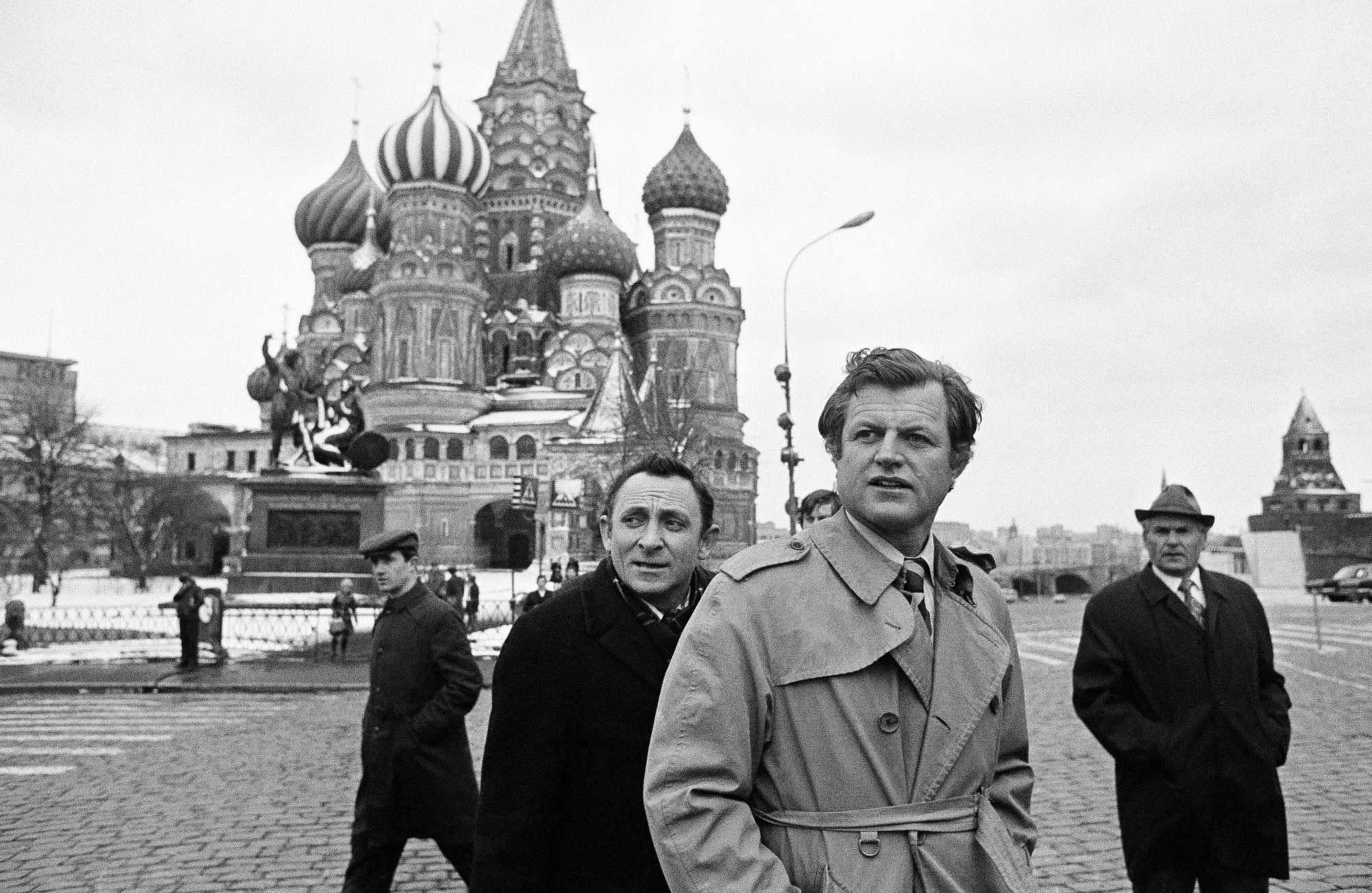 Teddy Kennedy used a secret message to get the Russians to intervene in Reagan's 1984 re-election