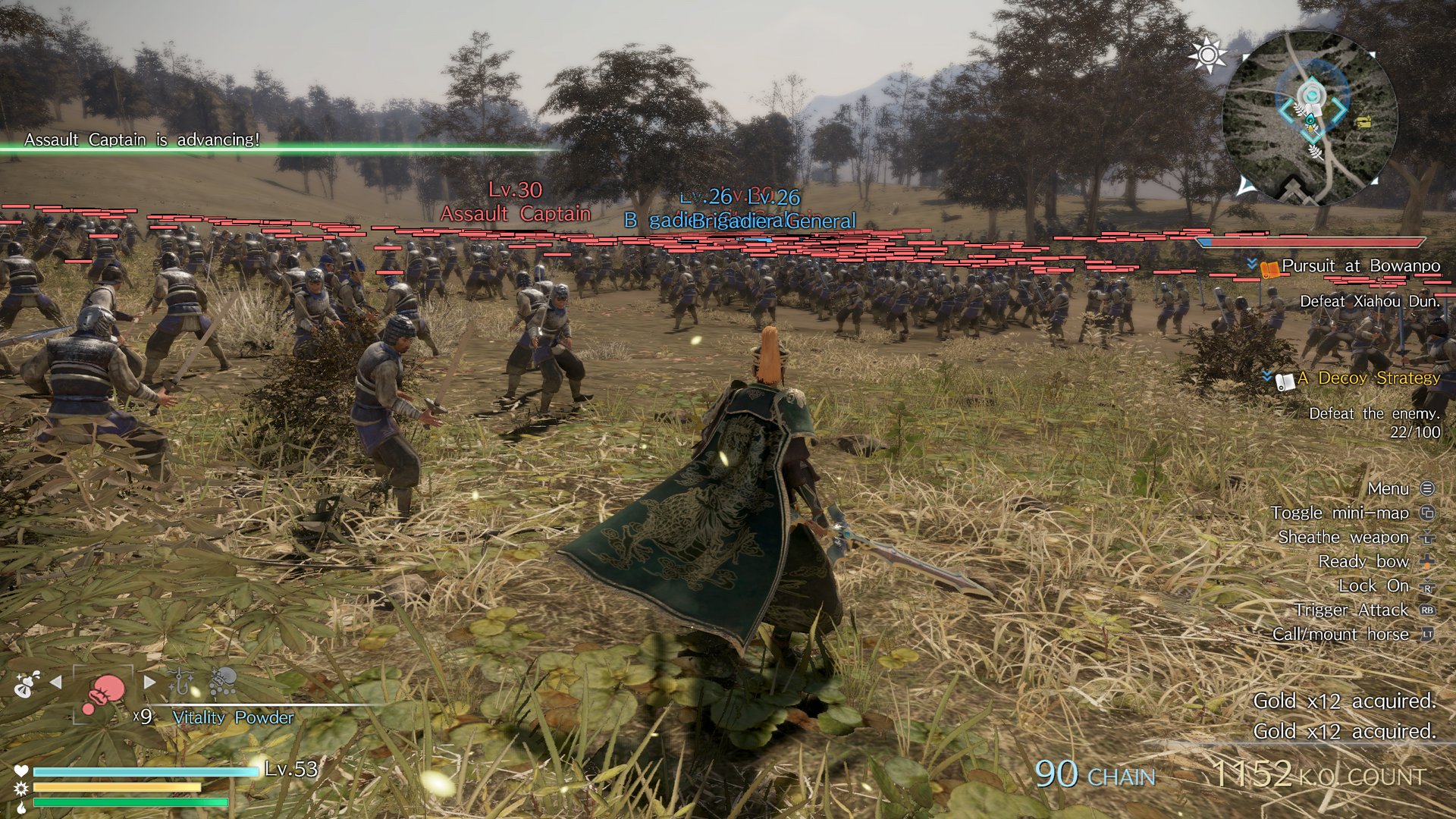 Dynasty Warriors 9 Impressions After A Week Alex Rowe Medium Game Ps4 8 Xtreme Legends Complete Edition Ive Been Playing For Now Hoping To Review It Soon