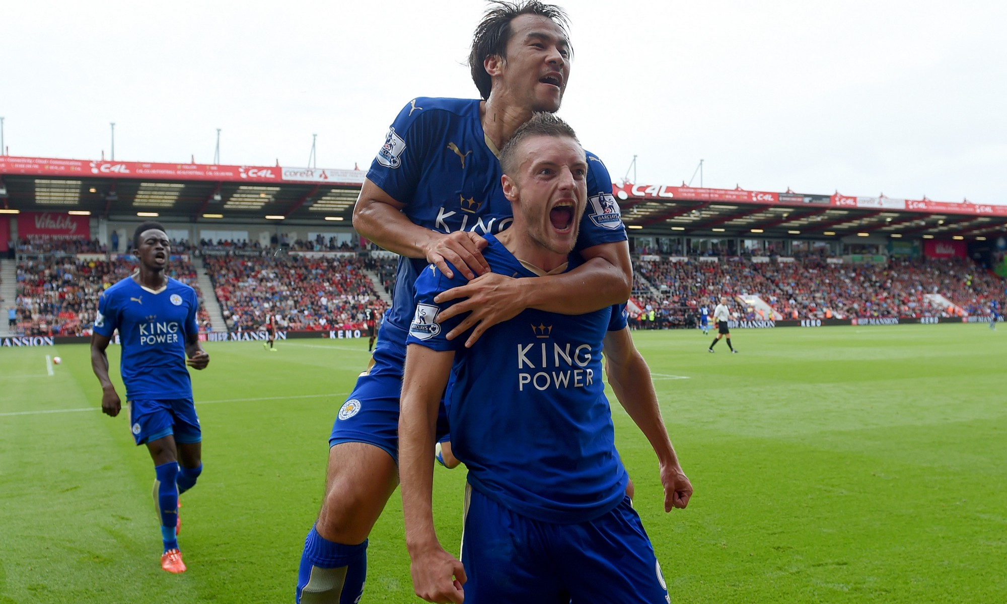 Leicester city the greatest cinderella story ever told the greatest cinderella story ever told gumiabroncs Image collections