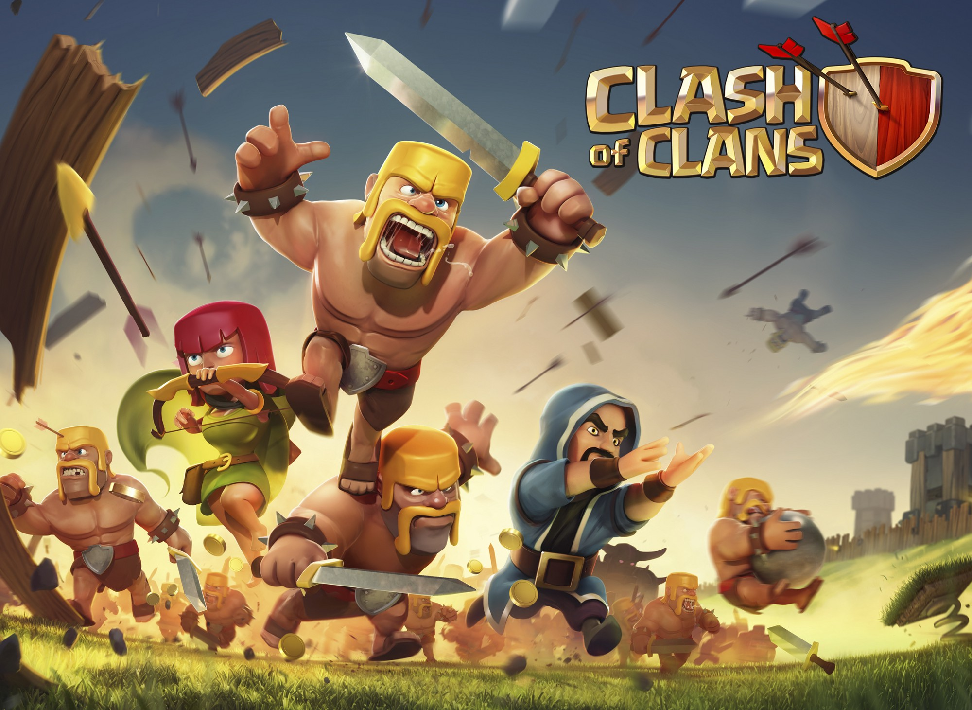 clash of clans and the death of companies that fail to build