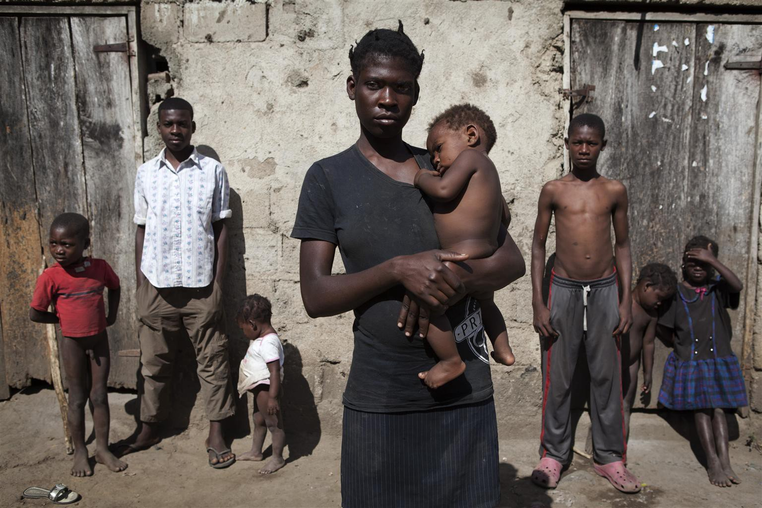 conclusion to poverty in haiti Read this essay on poverty in haiti come browse our large digital warehouse of free sample essays get the knowledge you need in order to pass your classes and more.